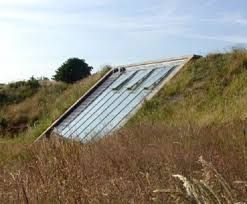 subterranean greenhouse